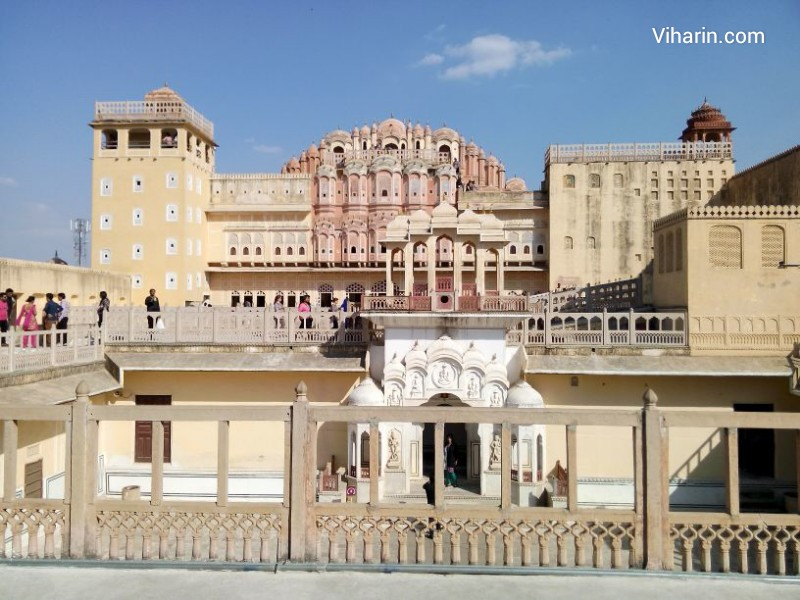 effect of hawa mahal Hawa mahal ( palace of winds is a palace in jaipur, india, so named  the  lattice also allows cool air from the venturi effect (doctor breeze).