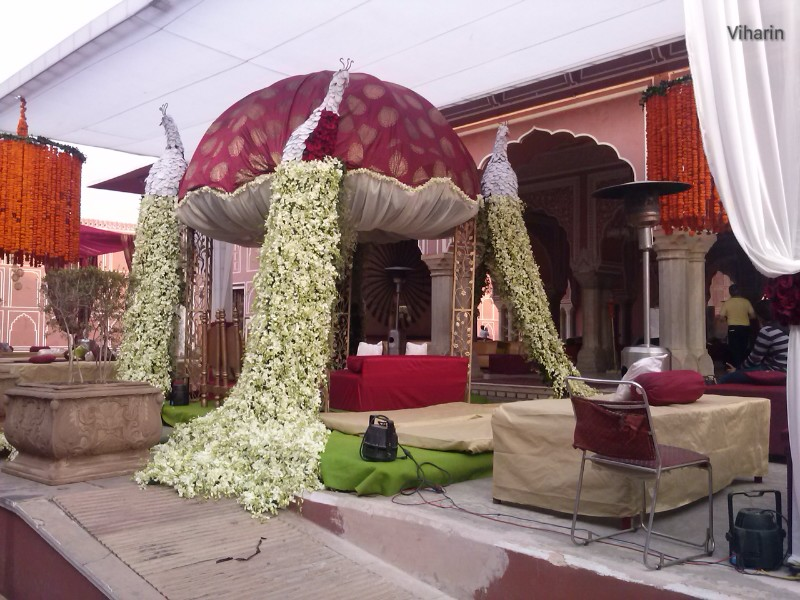 Wedding flower decoration jaipur gallary wedding decorations wedding flower decoration jaipur junglespirit Image collections