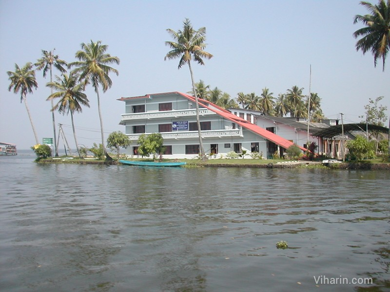 Viharin.com-Starting point for Nehru trophy boat race