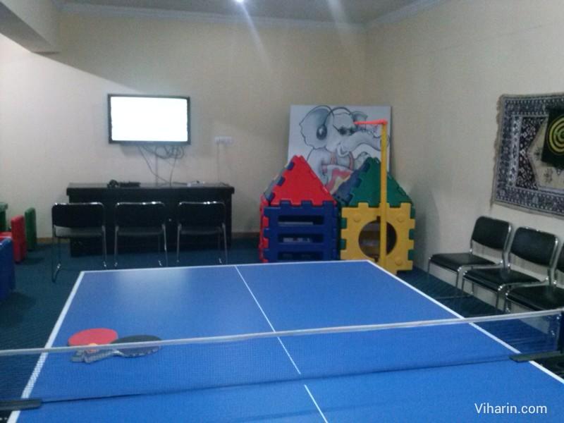 Viharin.com- Recreation room at Royal Himalayan Club, Naldehra