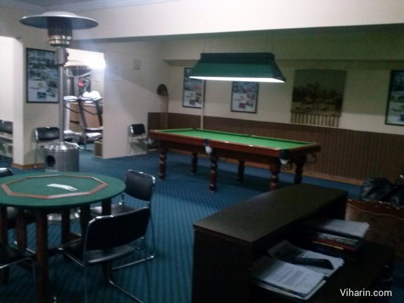 Viharin.com- Recreation room at Royal Himalayan Club at Naldehra