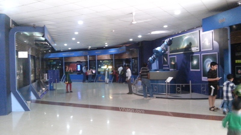 Viharin.com-Hall at Nehru Planetarium