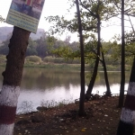 Viharin.com- Lake on the way to Lonavala