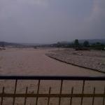Viharin.com- Vast river Ganga flowing all across