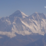 Viharin.com- See different form of clouds around Mount Everest