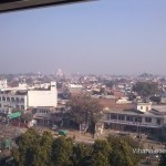 Viharin.com- The Taj from window