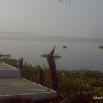 Viharin.com-View of Vembanad Lake from stairs of Cocobay resort