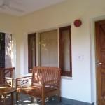 Viharin.com- Balcony of cottage