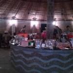 Viharin.com- Buffet table at restaurant