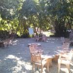 Viharin.com- Open Air restaurant