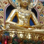 Viharin.com- Close up of Buddha