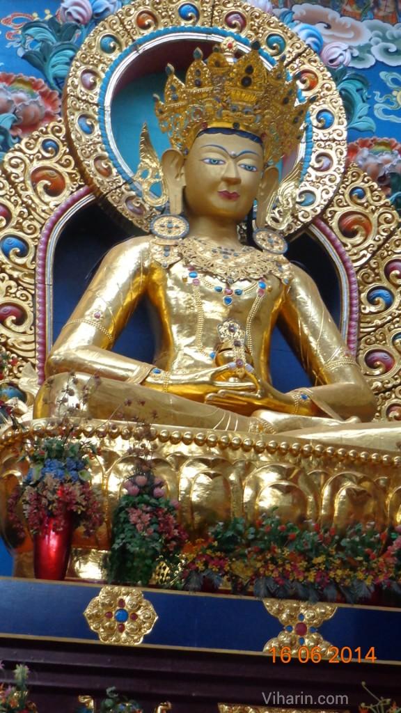Lamas Of The Nyingmapa Monastery Tibetan Ritual