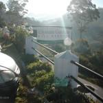Viharin.com- View from parking at Elysium Gardens