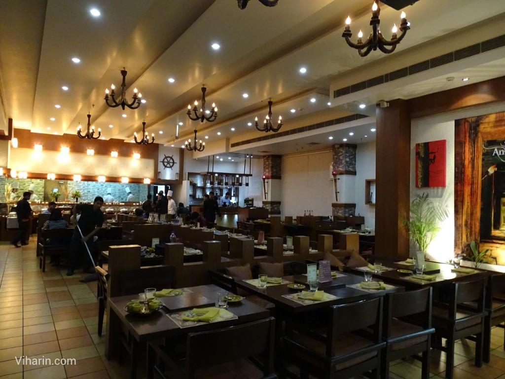 Restaurant review the ancient bar be que noida
