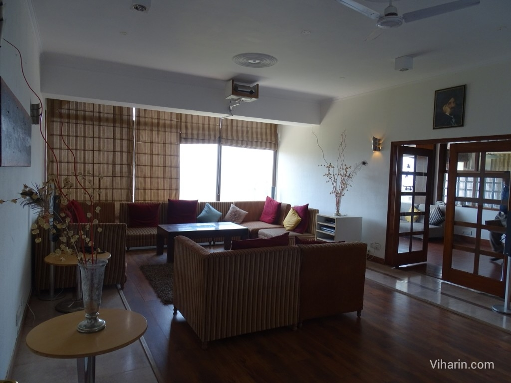 Viharin.com- Sitting area on the first floor