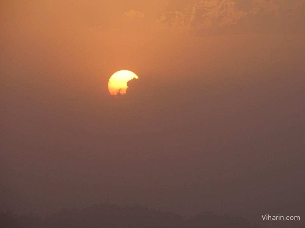 Viharin.com- Sunset