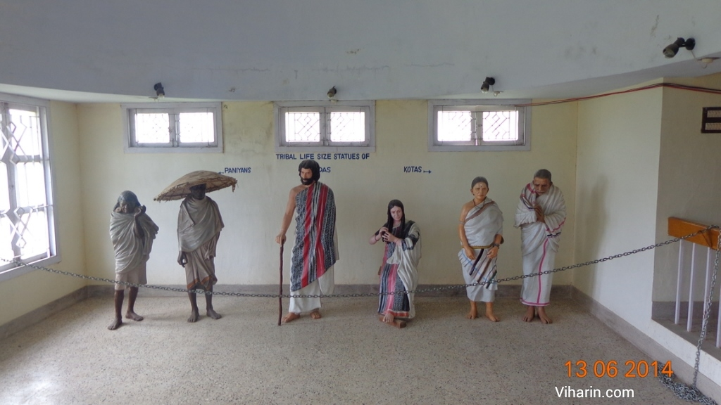 Viharin.com- Various clothing and lifestyle showcased in Tribal Museum