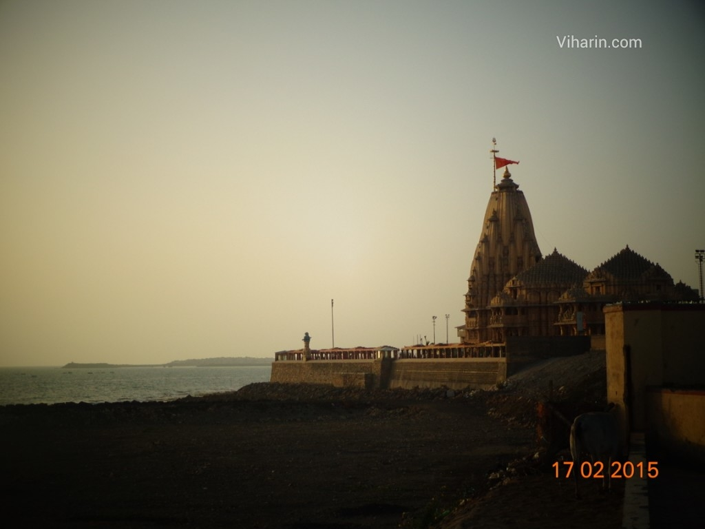 One of the places to visit on Shivaratri