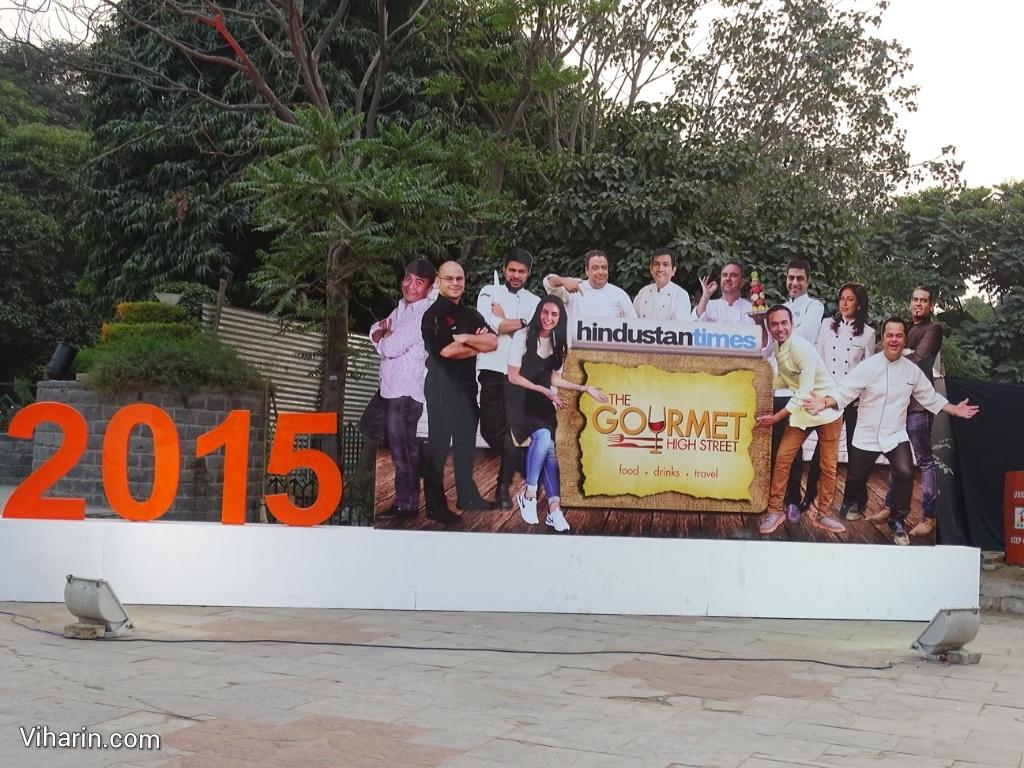 Viharin.com- Gourmet High Street Festival 2015
