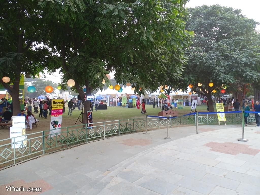 Viharin.com- Venue of Gourmet High Street Festival 2015