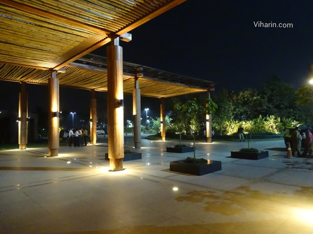 Viharin fall in love with one only radisson blu guwahati for Grand entrances