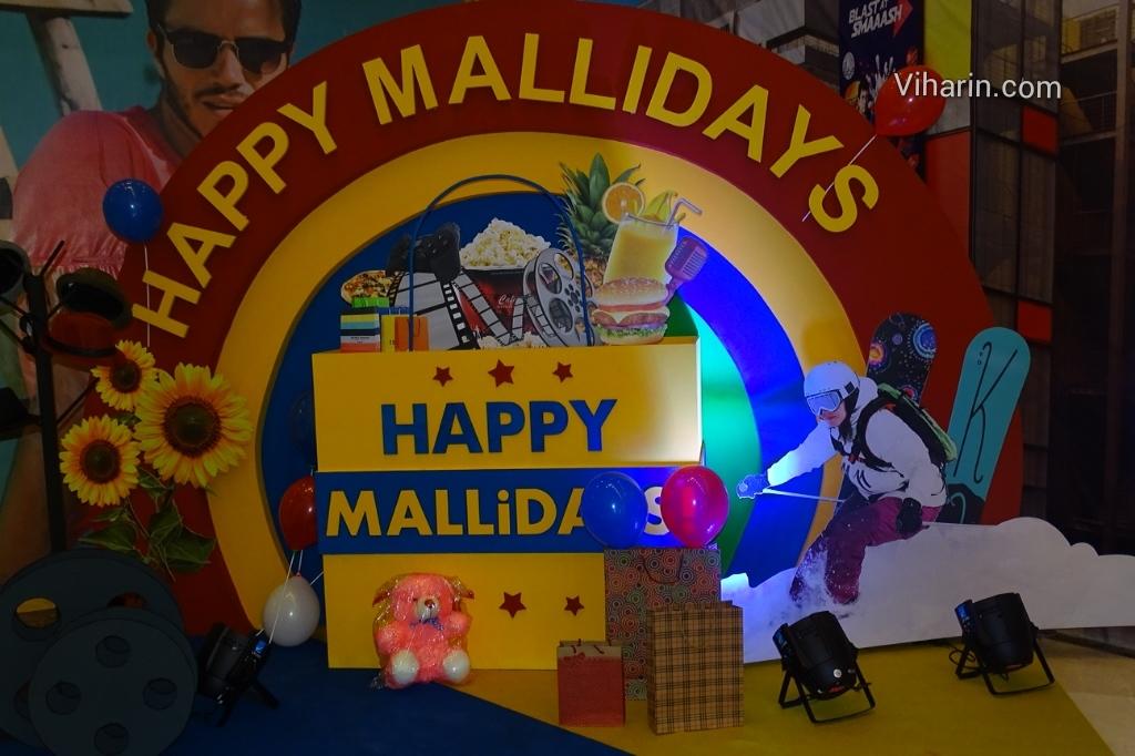 Viharin.com- Happy Mallidays