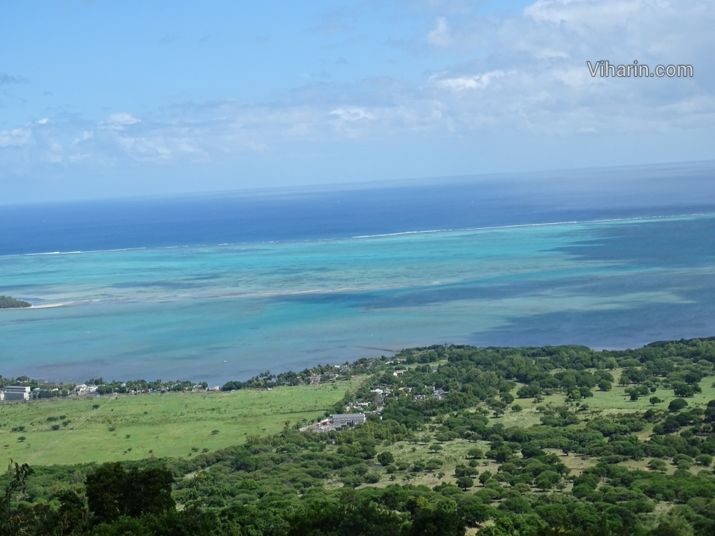 Views Of The Ocean breathtaking views of indian ocean from mauritius