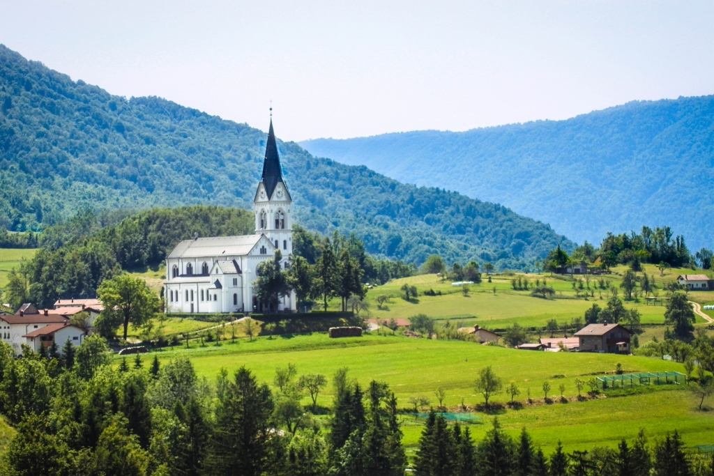 History and Culture - Catholic Church in Dreznica