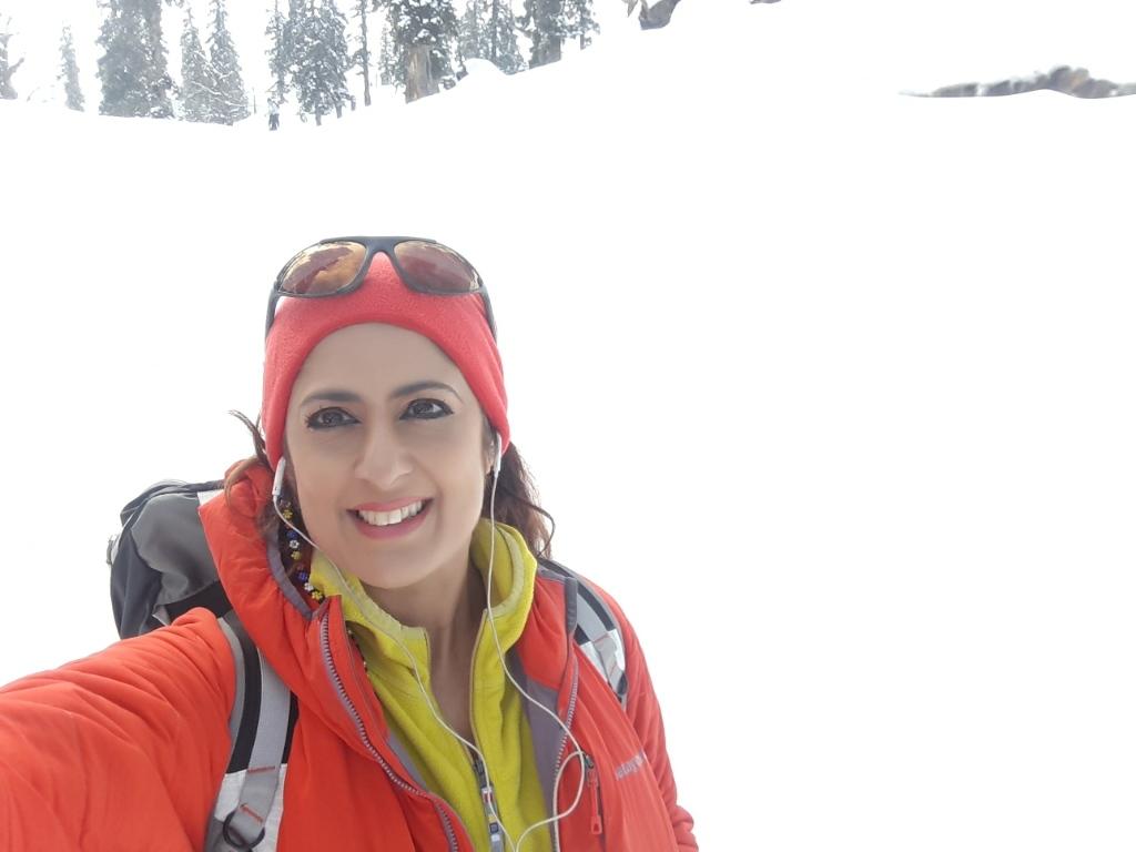 Sangeeta S Bahl , The Mountaineer