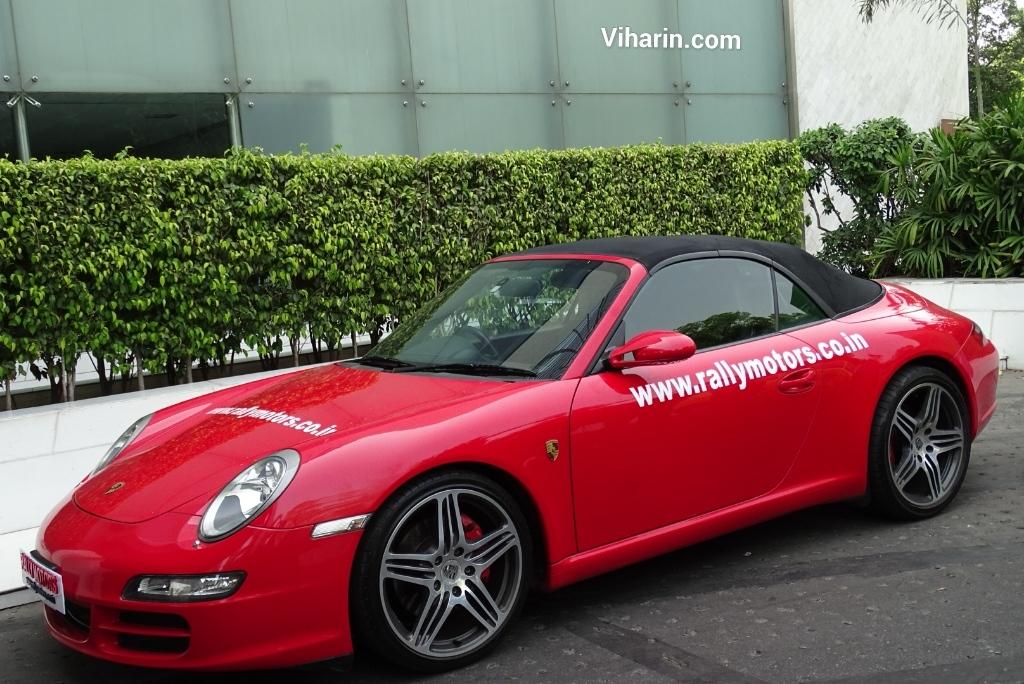 MyChoize car Porsche