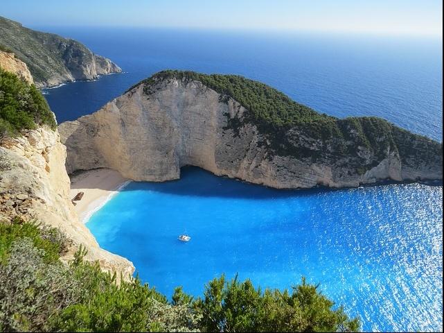 Islands in Greece