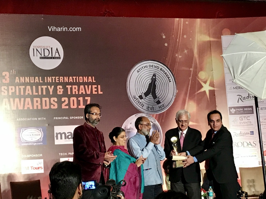 preview:13th Annual International Hospitality and Travel Awards @ Ashok Hotel
