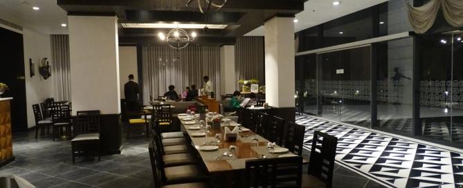 Viharin.com- Ambiance of On Kourse Restaurant