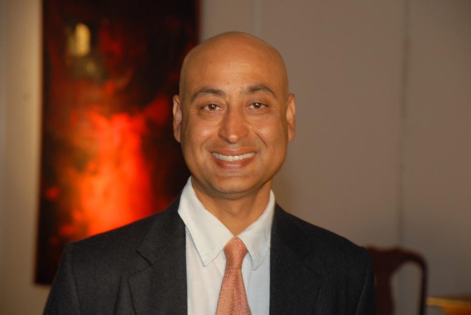 Mr. Ashwani Khurana - President , Karma Lakelands