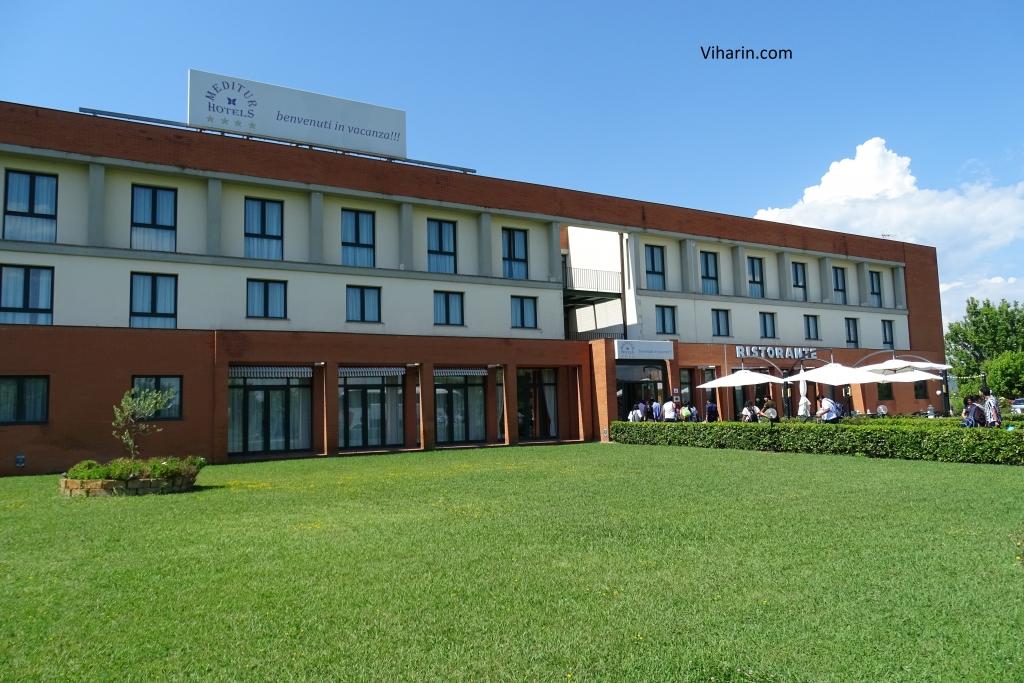 Hotel Meditur Pisa