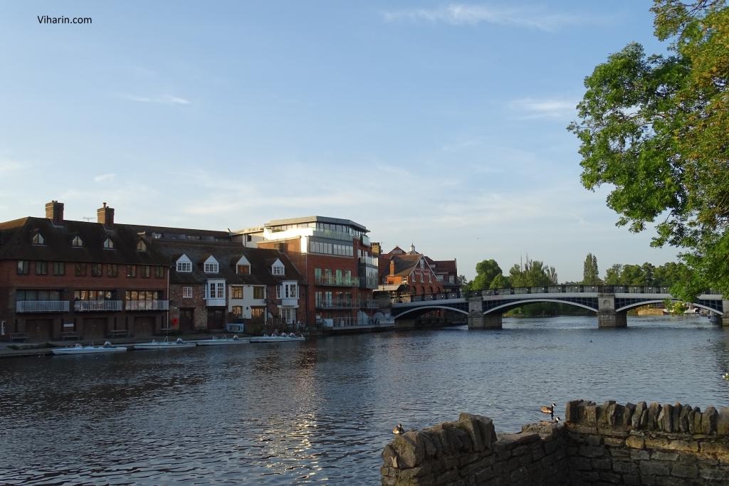 Beautiful View at River Thames