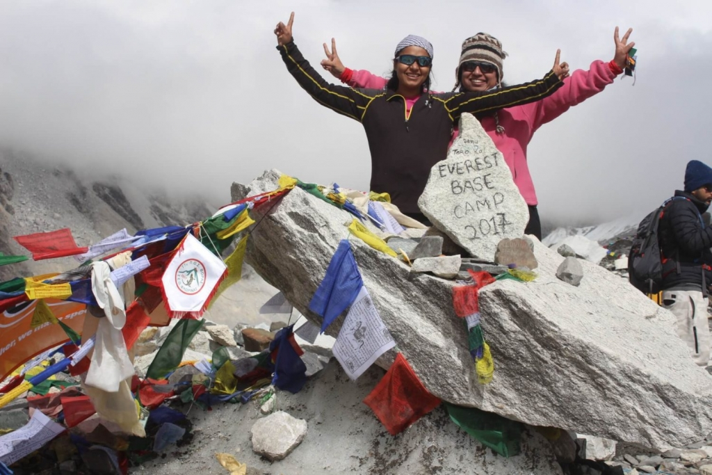 Everest Base Camp- Prerna Sinha