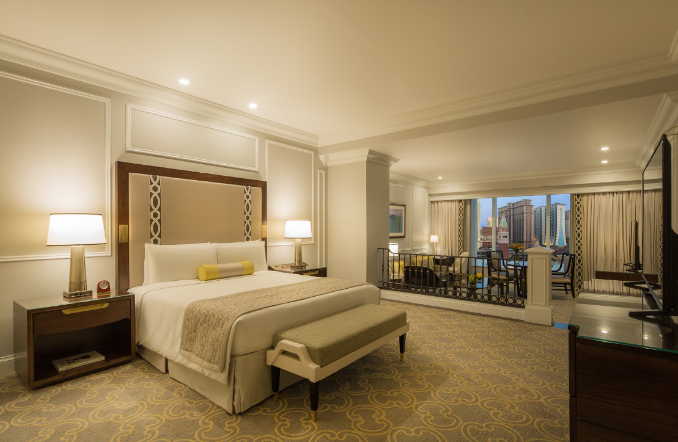 Renovated Royale Deluxe Suite at The Venetian Macao