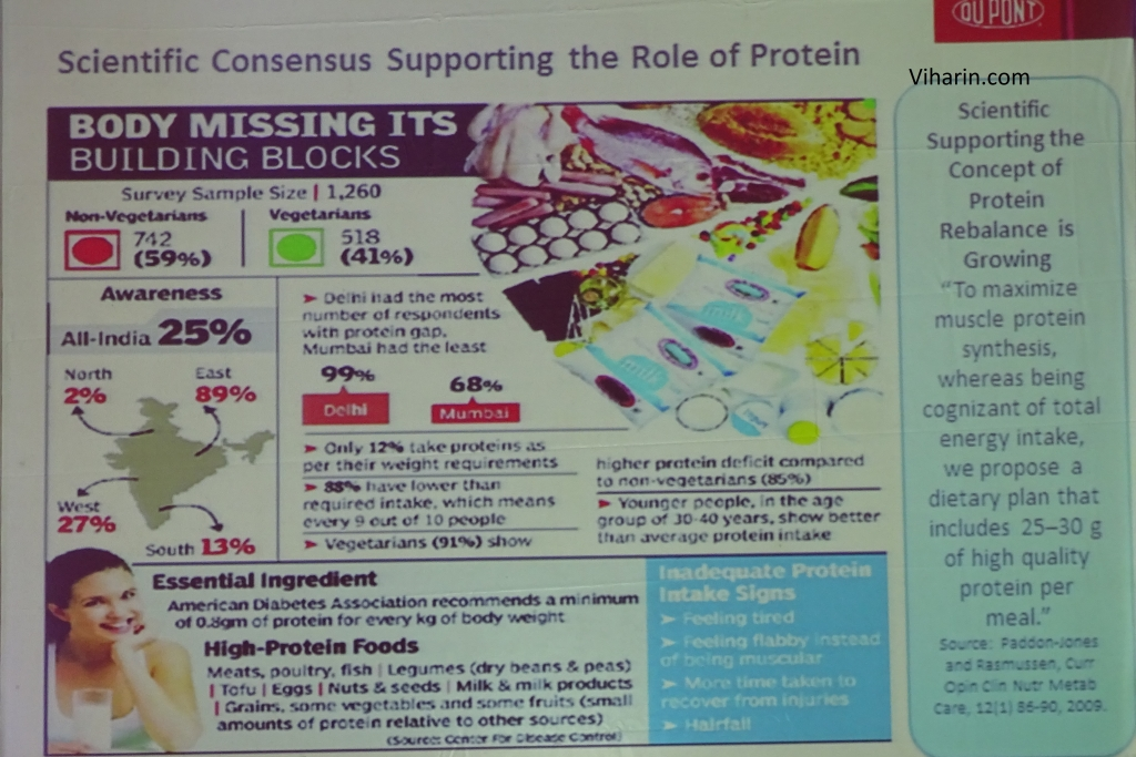 Role of Protein