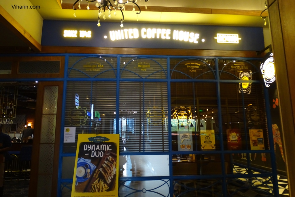 United Coffee House Rewind, Nehru Place